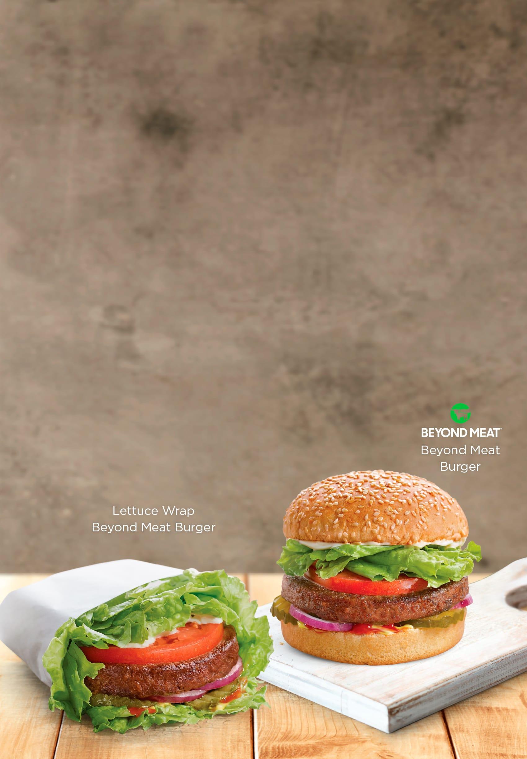 A&W Beyond Meat