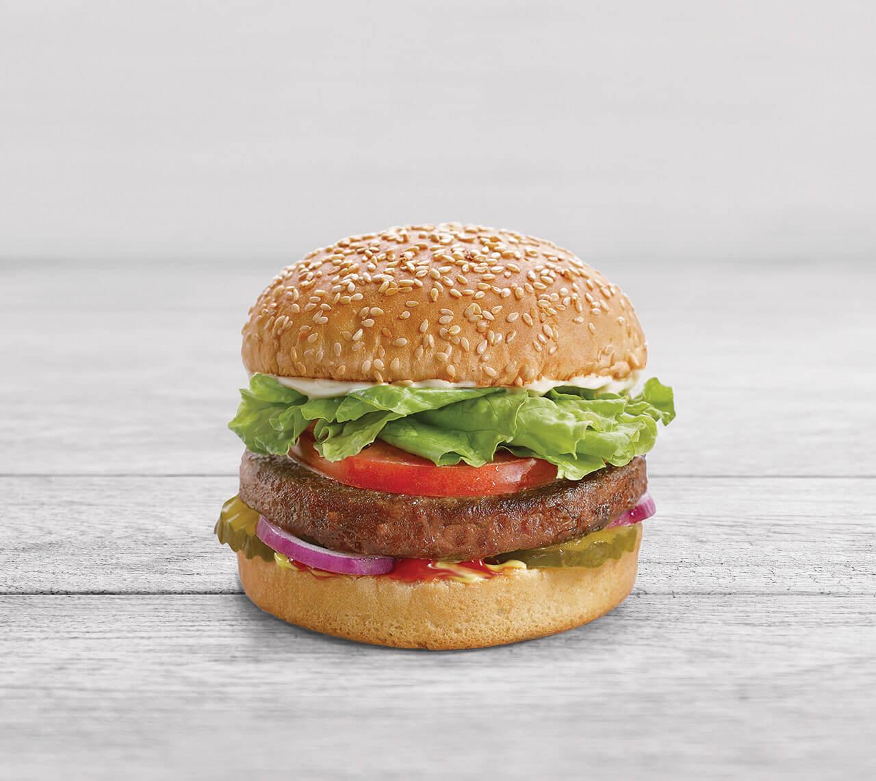 A&W Beyond Burger